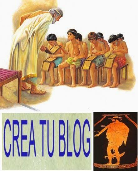 CREA TU BLOG: MAGISTER DIXIT