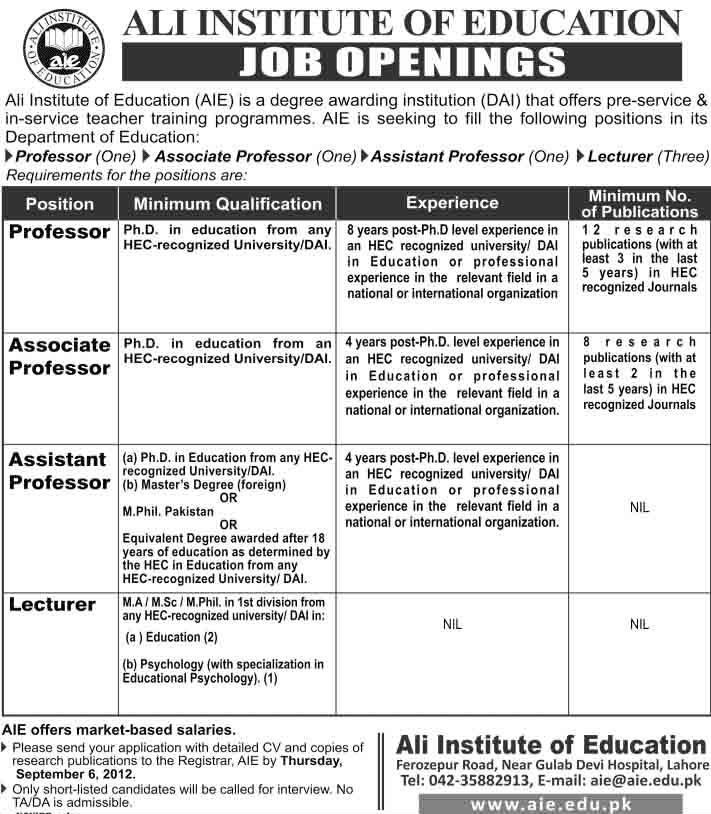 Jobs Admissions Tenders Board Results Classifieds Cv Templates