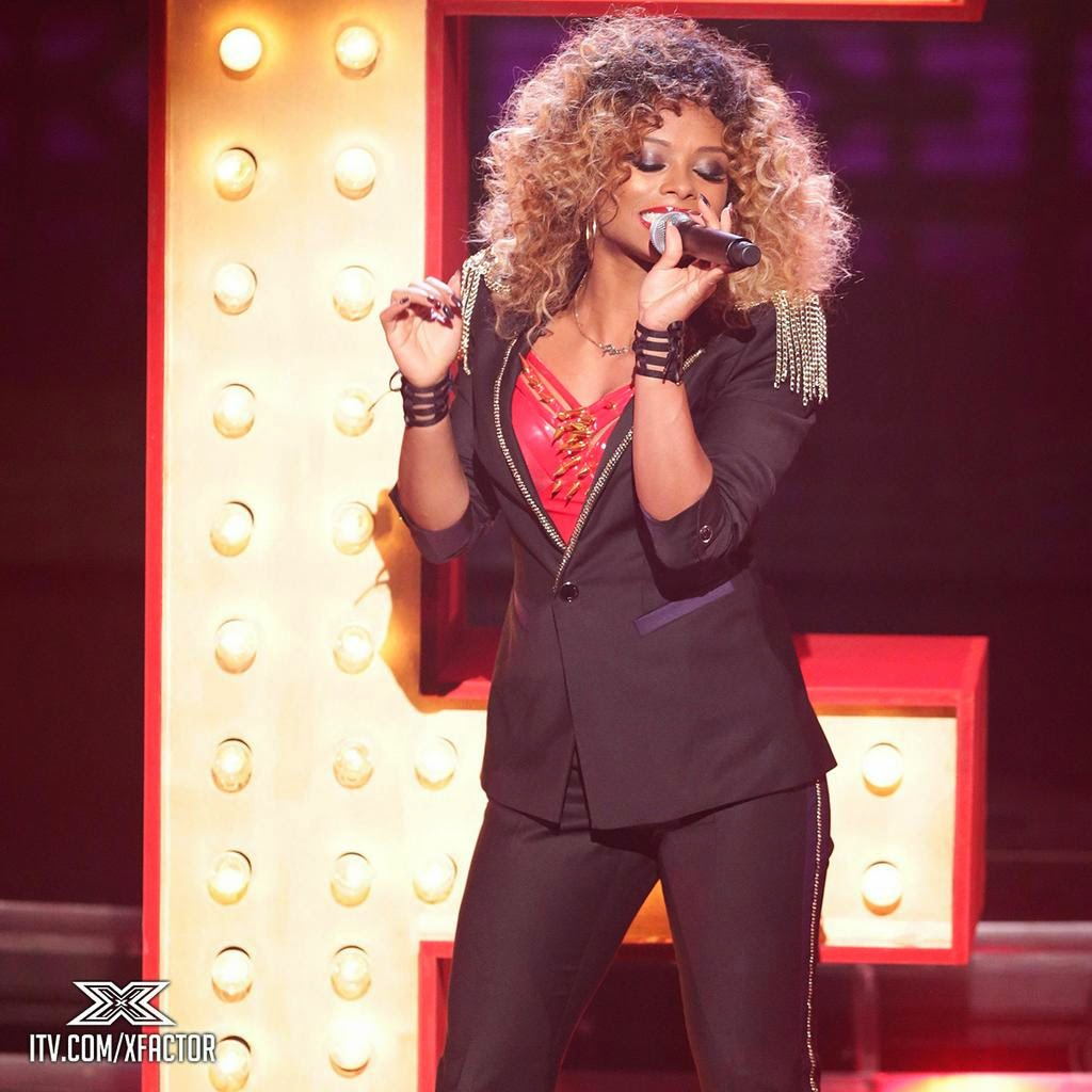Fleur East sings Lady Marmalade | Live Week 3 | The X Factor UK ...