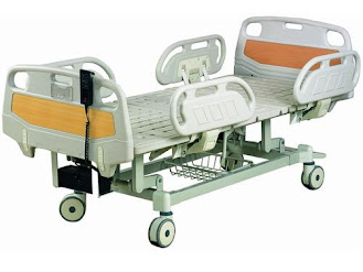 ABS Electric hospital bed five functions