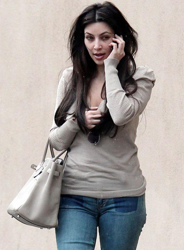kim kardashian without makeup before. kim kardashian no makeup on.