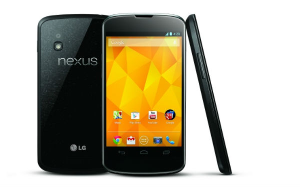 After Entering The Marketplace, Google Nexus 4 Sold Out in a Matter of Minutes