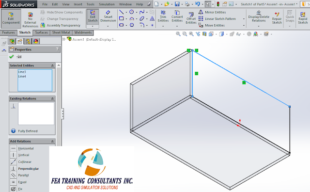 solidworks modeling assembly