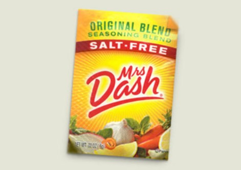 Amostra Gratis Tempero Mrs Dash Original