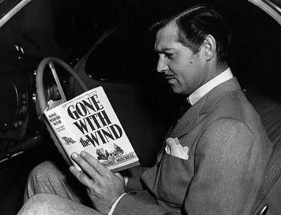 Hold on Clark! Take a chance to win the 75th Anniversary Blu-Ray DVD of Gone with the Wind!