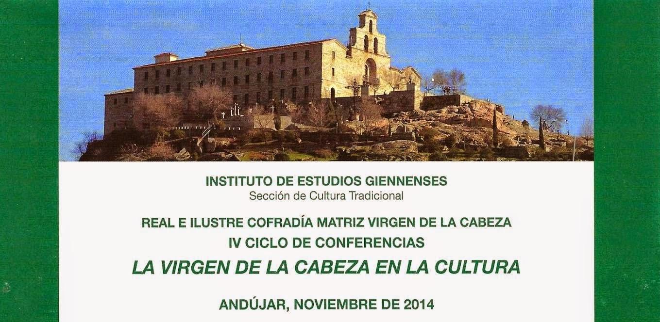 Conferencias: La Virgen de la Cabeza en la Cultura