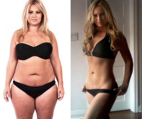 Faça como ela - dieta para eliminar 10 kg em um mês fácil