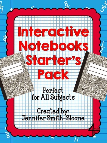 Some of the best things in life are mistakes interactive notebook resources to get started with interactive notebooks maxwellsz