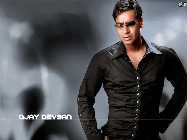 Good Looking Ajay Devgan HD Wallpaper