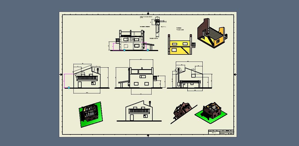 Progetto domotica 3 f ot ipsia e pieralisi di jesi - Progetto casa domotica ...