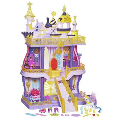 guide, jouets, jeux, noel, 2015, idées, cadeaux, royaume de canterlot, my little pony, hasbro