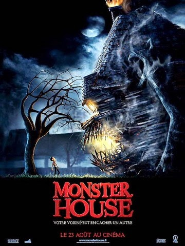 MONSTER HOUSE บ้านผีสิง HD