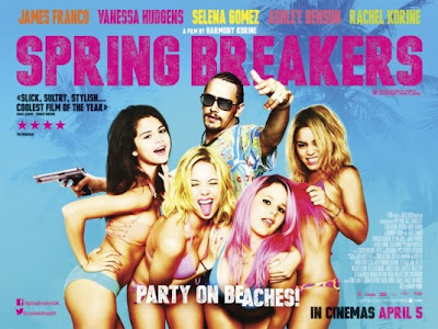New Banner Poster for Spring Breakers