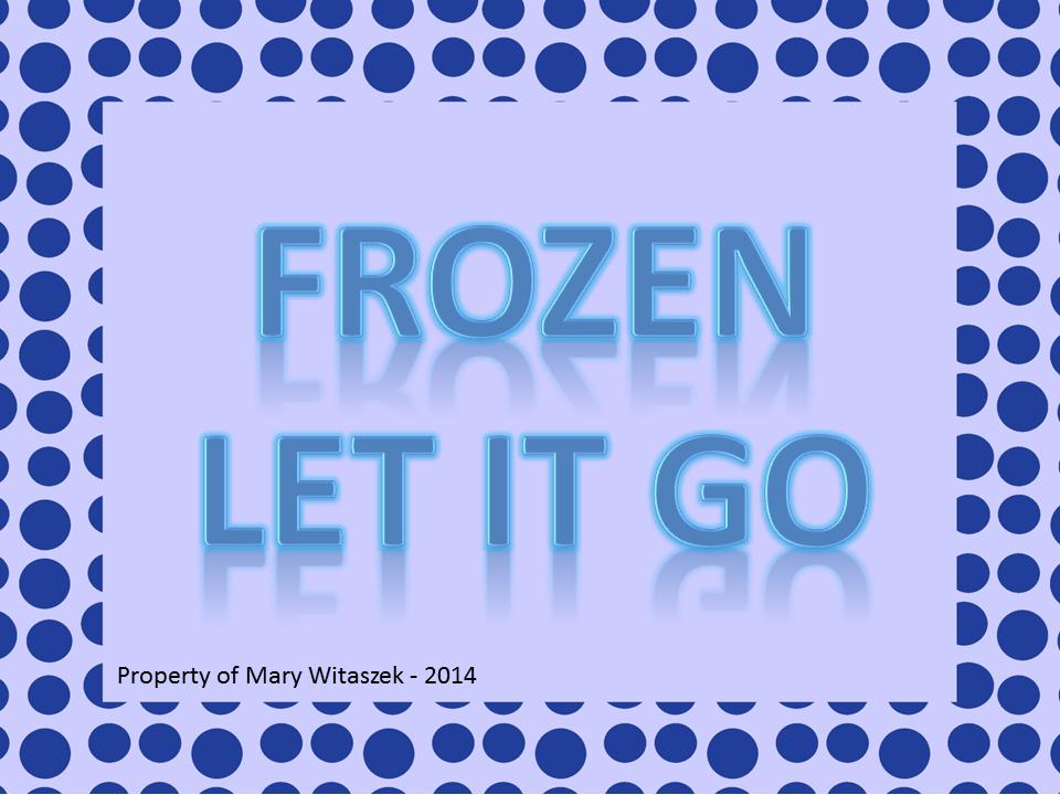Slide1 mary witaszek music teacher frozen listening