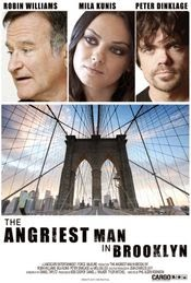 The Angriest Man in Brooklyn (2014) Online