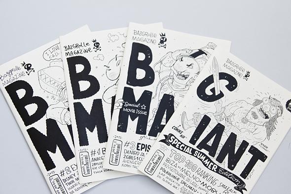 B Mag