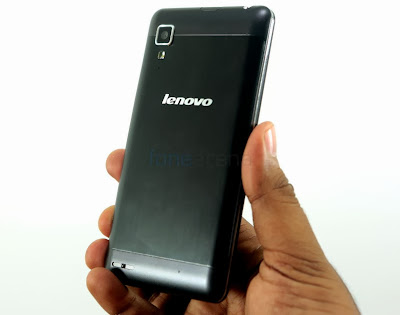 Review Lenovo P780 with Power Battery (Bag 2)