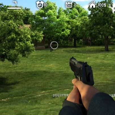 Dead Zed 2, jogo de tiro, zumbis, e sobrevivência.