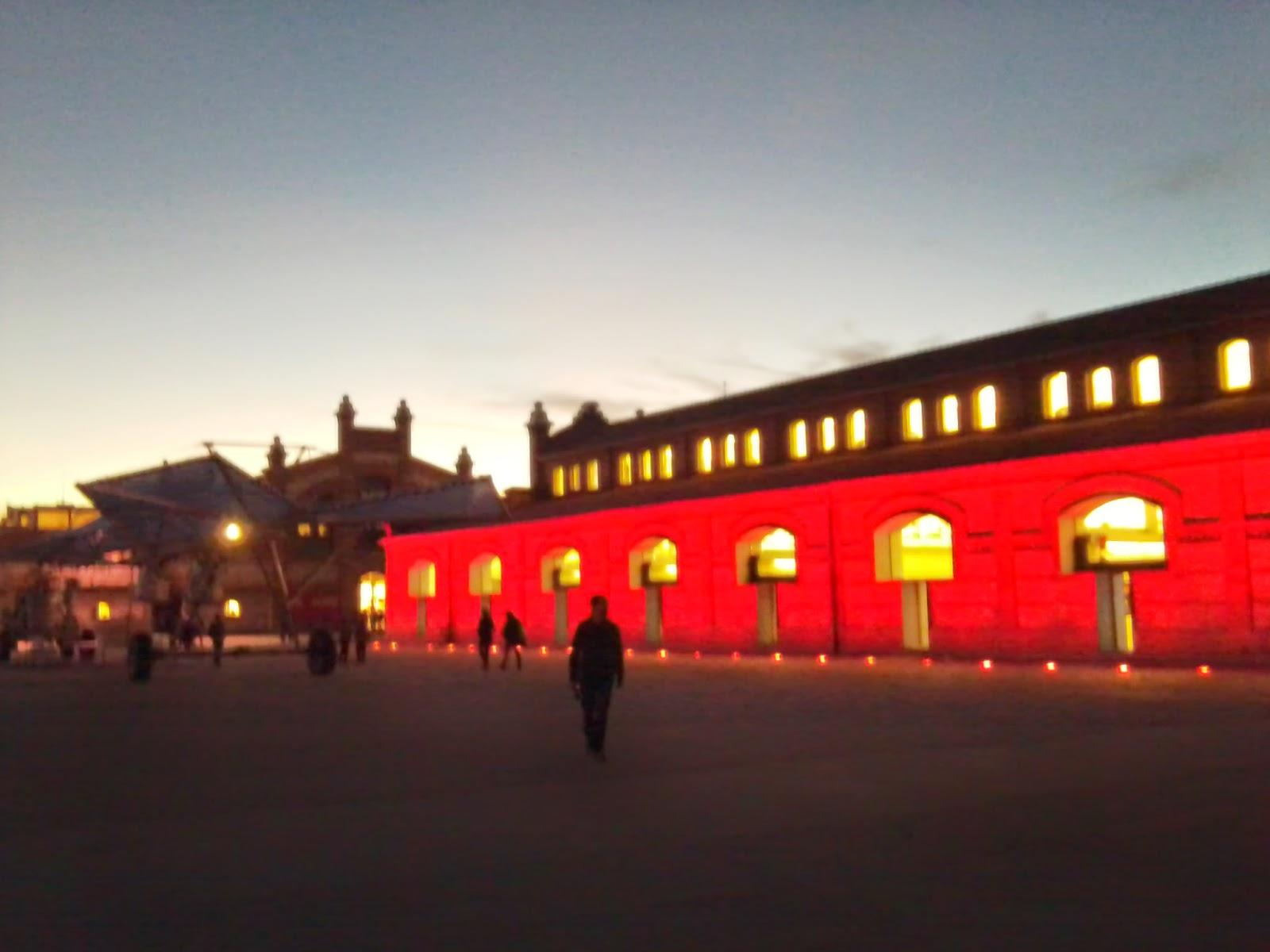 Arte, Arte contemporáneo, Exposiciones Madrid, Blog de Arte, Voa-Gallery, Yvonne Brochard, Matadero,