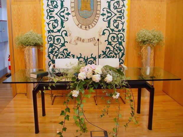 floris & flowers: bodas en el ayuntamiento de cartagena