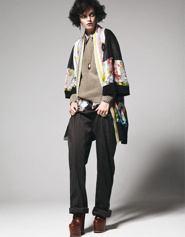 tendance kimono