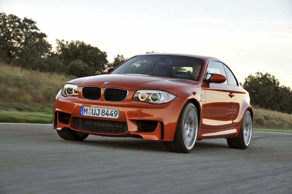 2012 Bmw 1m Coupe