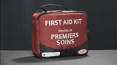 Canadian Red Cross First Aid Kit
