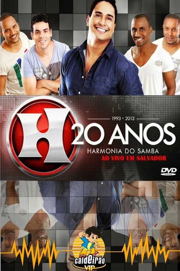 do dvd de harmonia do samba 2012