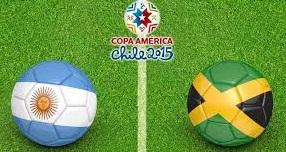 Argentina vs Jamaica