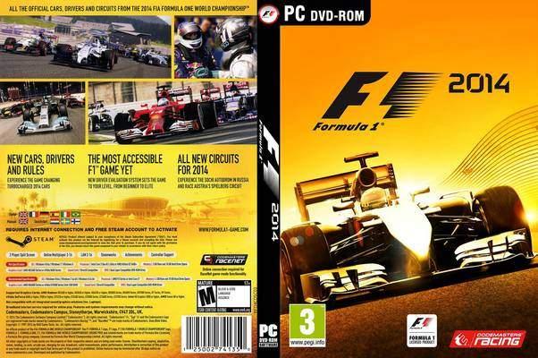 تحميل لعبة Formula 1 برابط واحد مباشر
