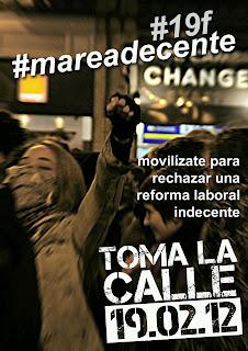#19F Contra la Reforma Laboral
