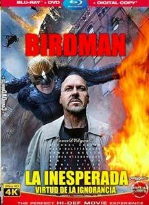 ver Birdman / la inesperada virtud de la ignorancia / 2014