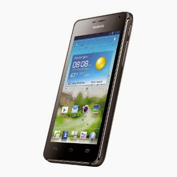 Huawei Ascend Honor 2 G615 Noir smartphone