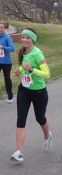 4/23/2011 River Rat Half Marathon 1:50:57 PR