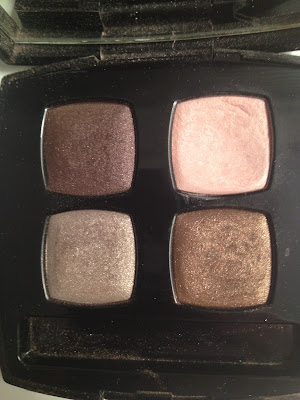 Mystic Eyes Chanel Eyeshadow Quad