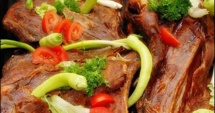 olahan daging kambing