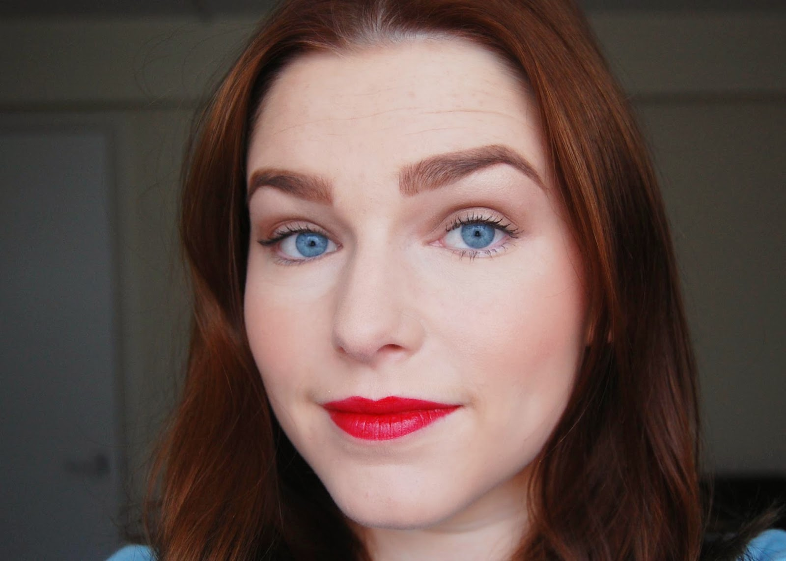 Sophie Says Top 5 Red Lipsticks For Very Fair Skin