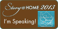 Story @ Home 2013