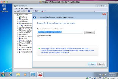 VirtualBox-Win7