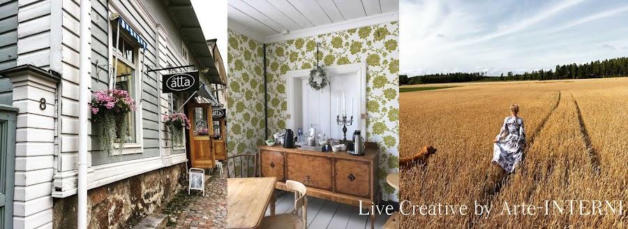Live Creative by Arte- INTERNI blog o wnętrzach, projektowanie wnętrz, blog o podróżach