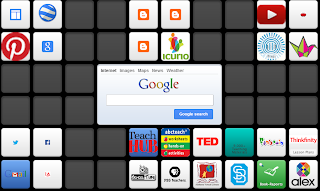 acyual picture of my symbaloo account