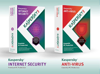 Tặng 3 Kaspersky Internet Security 2013