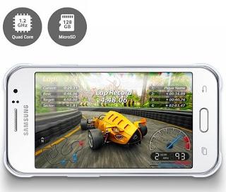 Samsung Galaxy J1 ACE 4G Android Murah Rp 1 Jutaan