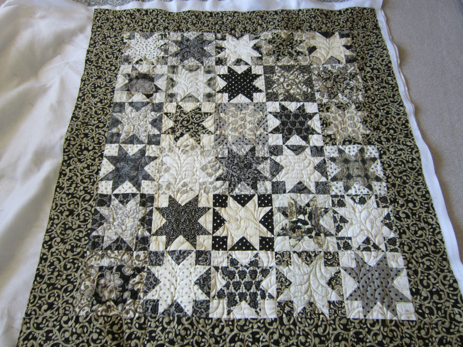 Quilting Is My Bliss Janets Quilt