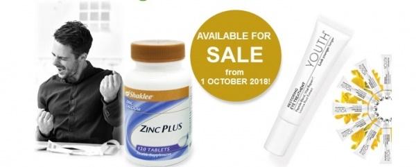 Promo NOV - Zinc Plus