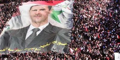 Rusia: Oposisi Suriah Halangi Upaya Perdamaian