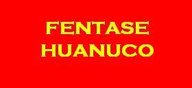 FENTASE HUANUCO