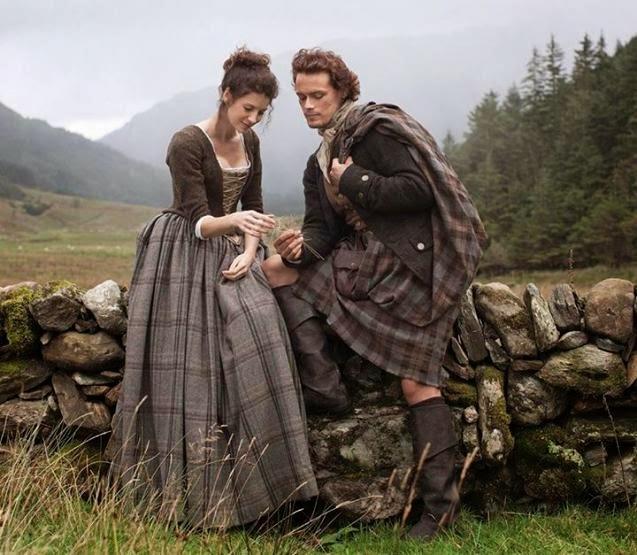 Staircase Wit Outlander Season 1 Episode 2 Recap
