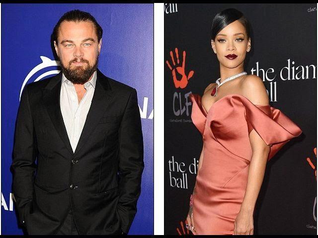 Leonardo Dicaprio, Rihanna, info, terkini, hiburan, sensasi, gossip, Hollywood celebrities,