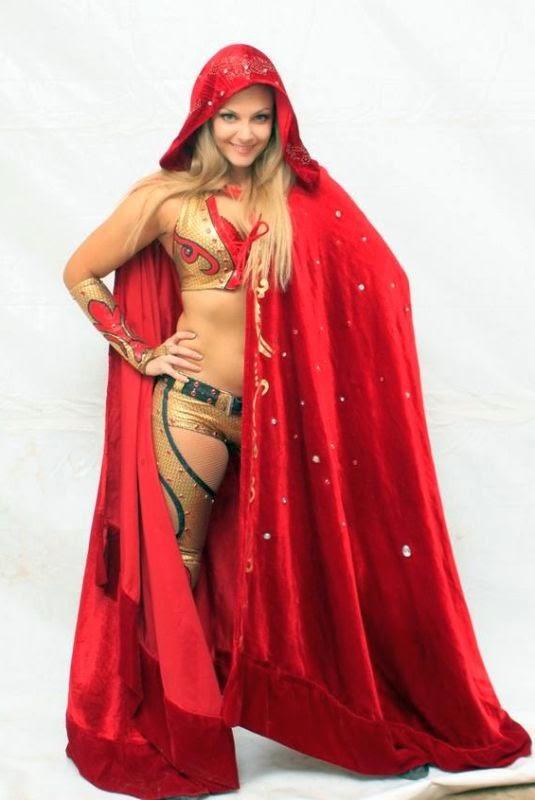 Jennifer Blake - Luchadoras AAA